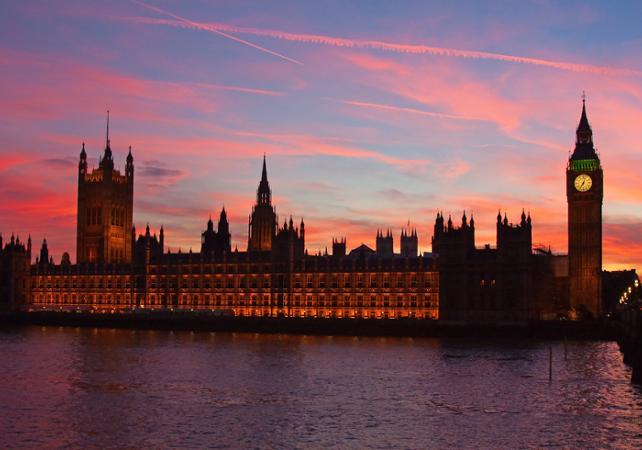 Citytour de Londres de nuit en bus - Londres -