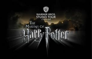 Studios Harry Potter à Londres - transport inclus