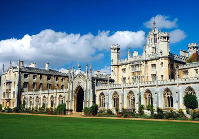 Visite d'Oxford et Cambridge et de leurs célèbres universités – au départ de Londres - Londres -