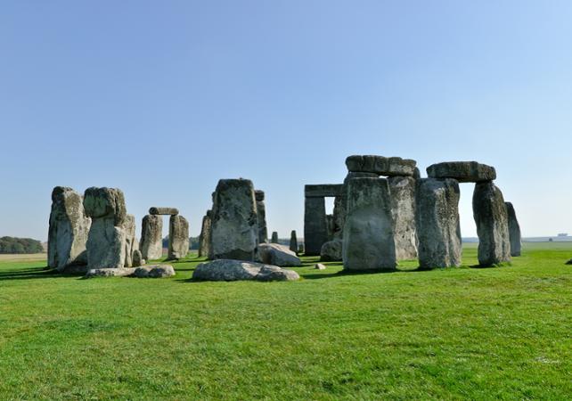 Photo Excursion d'une demi-journée à Stonehenge