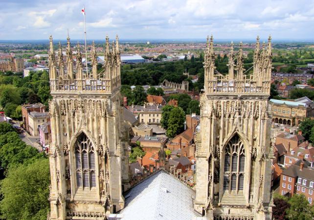 Visite libre d'une journée à York au départ de Londres - Londres -