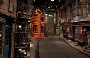Harry Potter Studios in London – Departing from King's Cross St Pancras