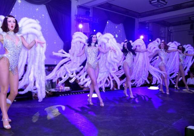 Photo Spectacle cabaret à Londres