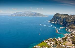 Excursion to the Island of Capri and Anacapri