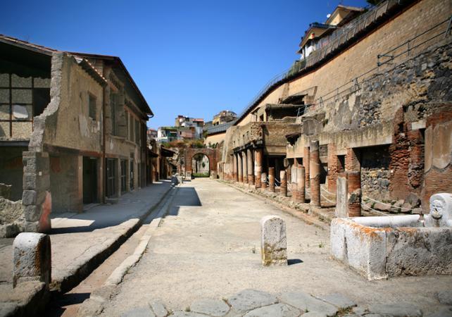 ,Excursion to Herculaneum