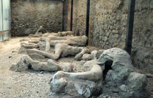 Half-day visit to the archaeological site of Pompeii