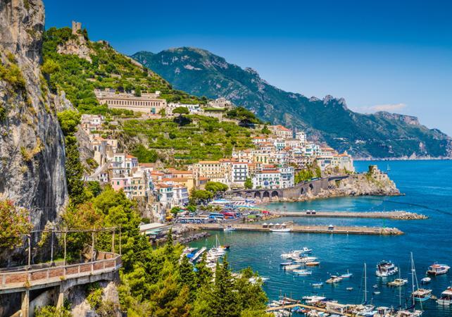 ,Excursion to Salerno,Excursion to Paestum