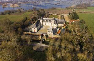 Tour of the Château de Goulaine and the Official Museum of the LU Biscuit Factory