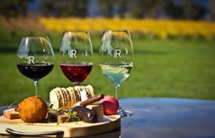 Culinary Tour: Wine tasting and local specialities in Yarra Valley - From Melbourne