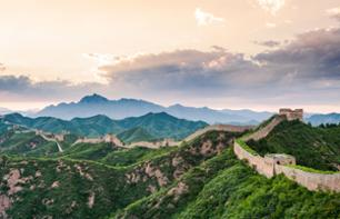 Eco-Friendly Private Transfer from Central Beijing to the Simatai Section of the Great Wall of China