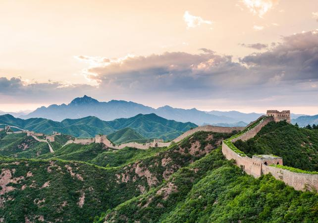 Transfert privé écologique entre le centre-ville de Pékin et la section Simatai de la Grande Muraille de Chine - Grande Muraille de Chine -