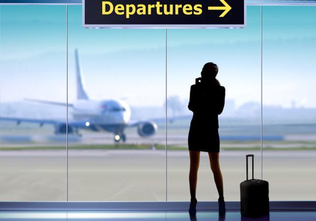 Transfert privé depuis l'aéroport de Séville San Pablo vers le centre-ville de Séville - Séville -