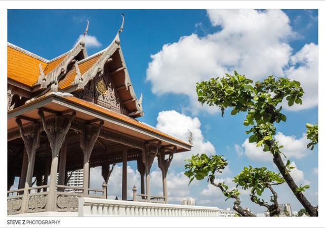 Photo Visite de Bangkok à vélo en dehors des sentiers battus !