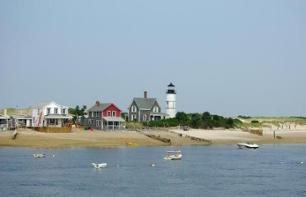 Excursion to Cape Cod from Boston and cruise in the port of Hyannis