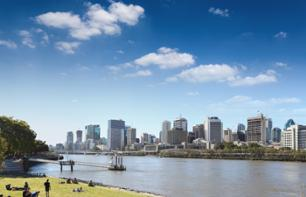 The Best of Brisbane in 1 Day: Bus Tour & Sightseeing Cruise