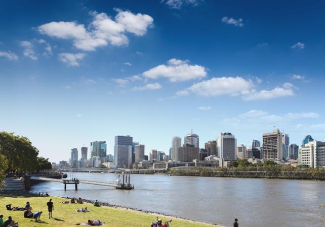 ,Brisbane River Cruise