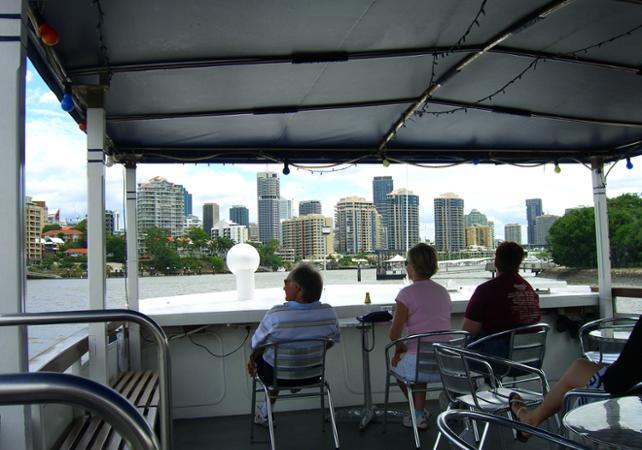 Le meilleur de Brisbane en une journée – Tour en bus avec croisière image 8