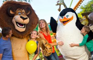 Billet pour le parc DreamWorld – transport inclus depuis Brisbane