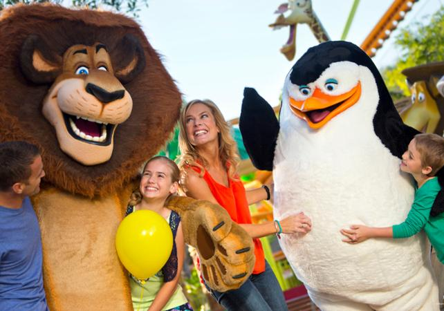 Billet pour le parc DreamWorld – transport inclus depuis Brisbane image 1