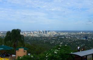 Combo Brisbane tour: Mt Coot Tha Observatory & XXXX Brewery with beer tastings