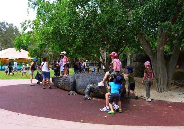 Visite du Zoo d'Australie – Au départ de Brisbane ou Gold Coast image 2