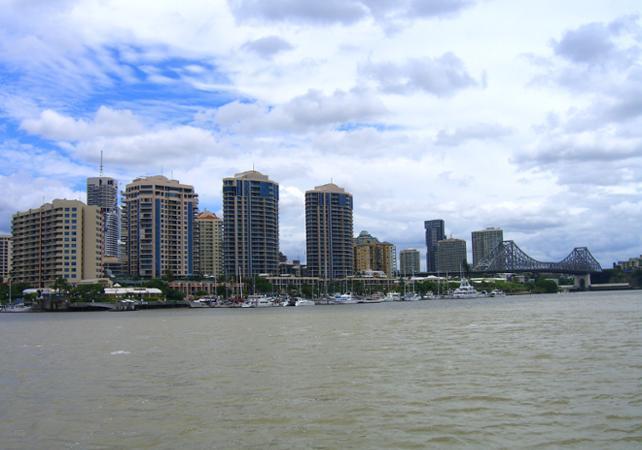 Tour de Brisbane avec croisière promenade & billet pour la grande roue image 3
