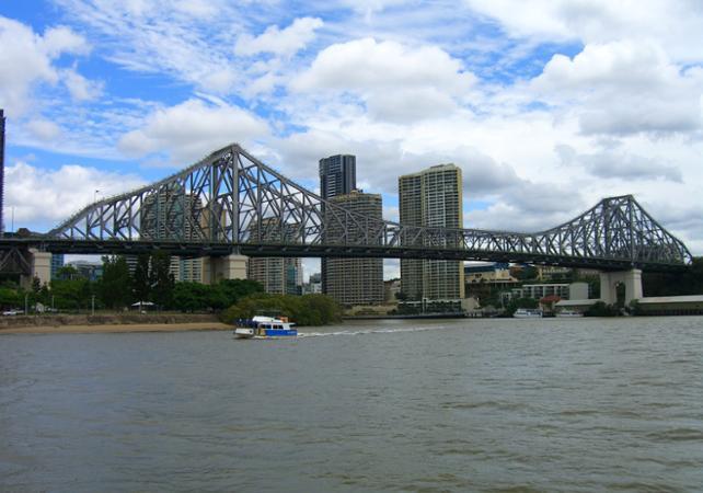 Tour de Brisbane avec croisière promenade & billet pour la grande roue image 4