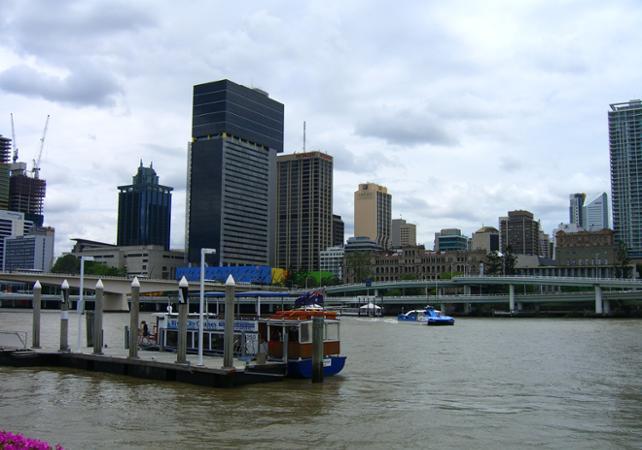 Tour de Brisbane avec croisière promenade & billet pour la grande roue image 5