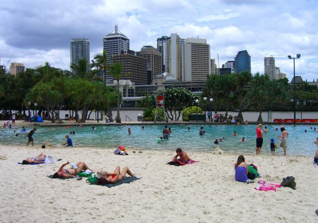 Tour de Brisbane avec croisière promenade & billet pour la grande roue image 11