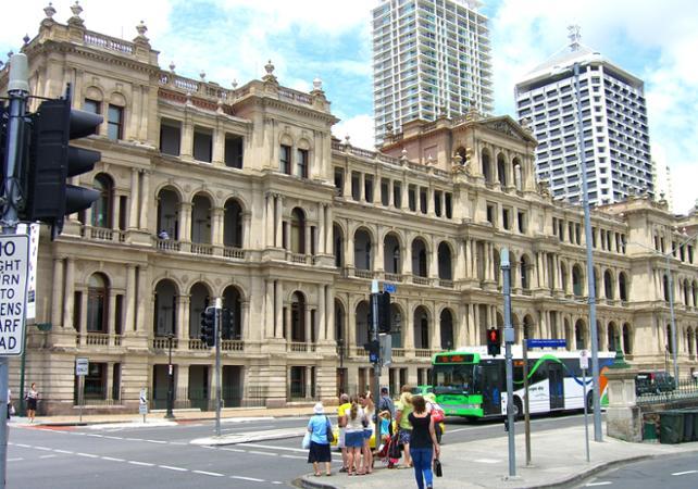 Tour de Brisbane avec croisière promenade & billet pour la grande roue image 7