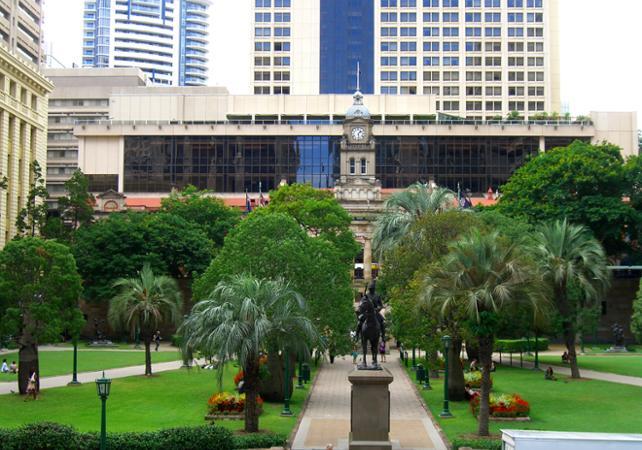 Tour de Brisbane avec croisière promenade & billet pour la grande roue image 9