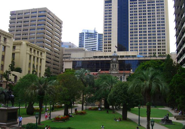 Tour de Brisbane avec croisière promenade & billet pour la grande roue image 10
