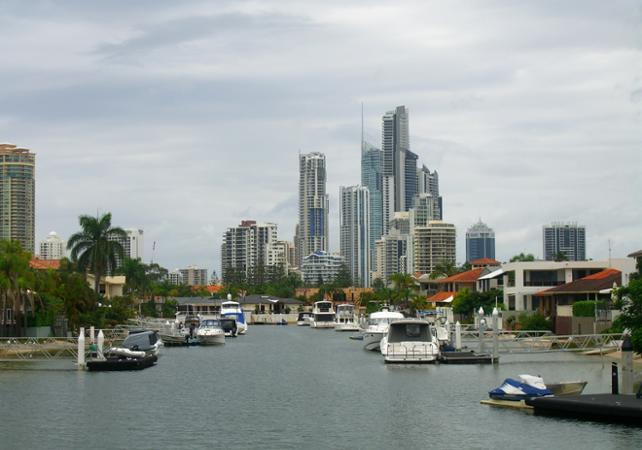 Excursion sur la Gold Coast et découverte du parc national de Springbrook - Une journée au départ de Brisbane image 1