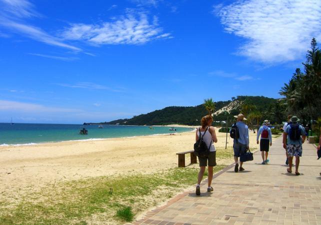 Excursion d'une journée sur Moreton Island & rencontre avec les dauphins sauvages en option – Au départ de Brisbane image 10