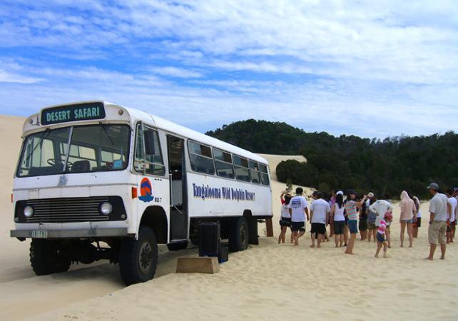 Excursion d'une journée sur Moreton Island & rencontre avec les dauphins sauvages en option – Au départ de Brisbane image 14
