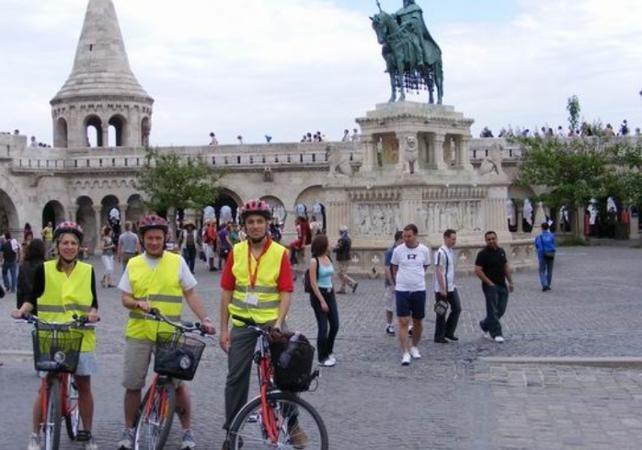 Visite de Budapest à vélo - Budapest - Ceetiz