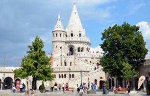 Bus Tour of Budapest and Cruise on the Danube