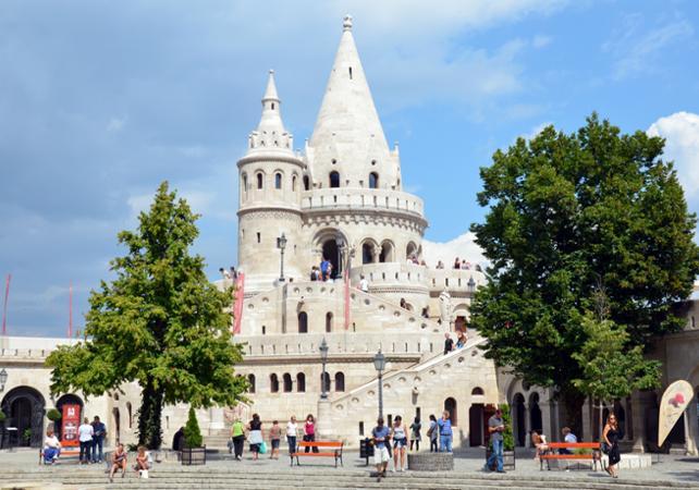 Photo Visite de Budapest en bus et croisière sur le Danube