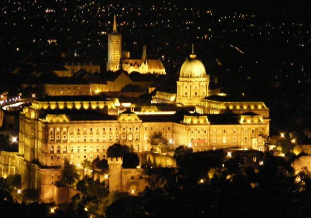 Soirée hongroise : visite de la ville by night, dîner traditionnel et représentation folklorique - Budapest - Ceetiz