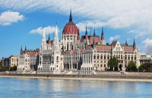 Guided Tour of the Budapest Parliament – Priority access