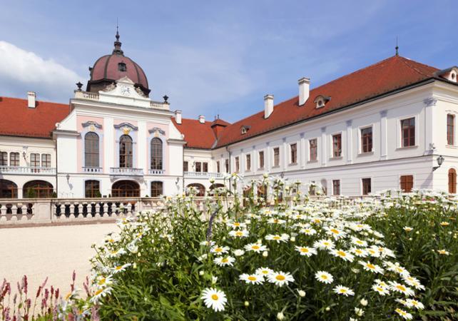Visite de l'ancienne résidence d'été de Sissi à Gödöllö - Budapest - Ceetiz