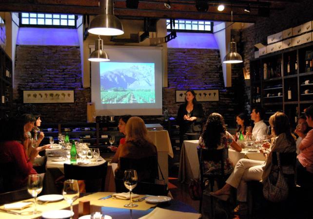Dégustation de vins argentins image 2