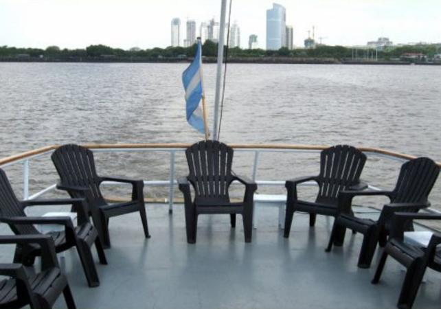 Croisière déjeuner sur le Rio de la Plata image 5