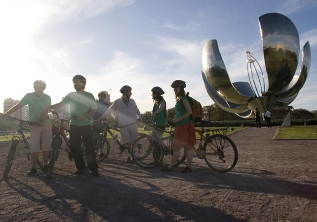 Buenos Aires by Bike: Guided Tour of the Northern Districts image 1