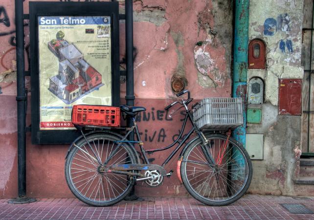 Buenos Aires à vélo – balade dans les quartiers sud image 2