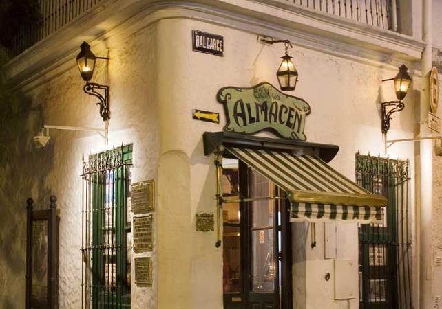 Spectacle de Tango Buenos Aires : Théâtre El Viejo Almacen image 2