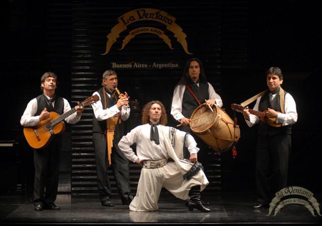 Spectacle de Tango à La Ventana image 2