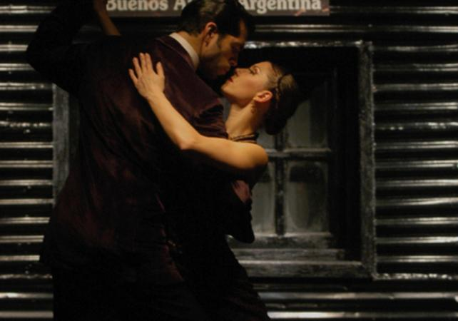 Spectacle de Tango à La Ventana image 5