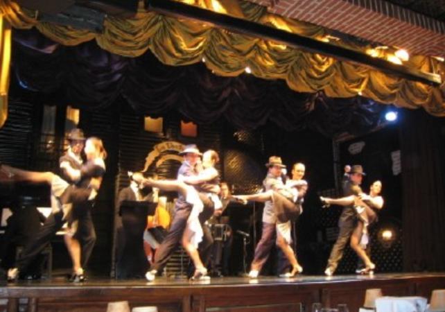 Spectacle de Tango à La Ventana image 4