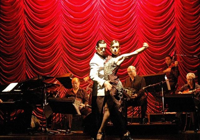 Buenos Aires Tango Show at the Piazzolla Theatre image 6